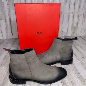 Hugo Boss Grafity Ombré Gray Boots